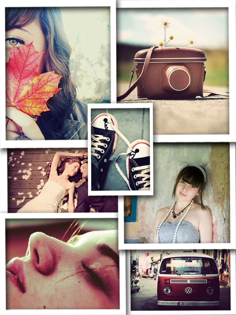 LOVE COLLAGE!
