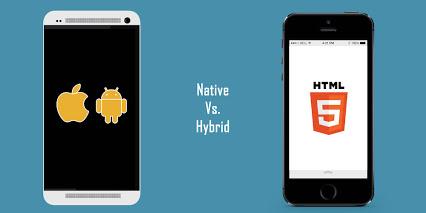 Hybrid Vs Native Apps – Pixster Studio